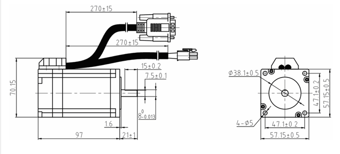 Haibike Sduro Trekking 7 5 2018 furthermore 326t Motor Frame Dimensions moreover Close Coupled And Frame Mounted Centrifugal Pumps furthermore Nema 34 Stepper Motor together with 404 w 265 2107 NL 1   ups. on nema frame