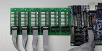 IDC 10p terminal -flat cable>Screw terminal- (board)