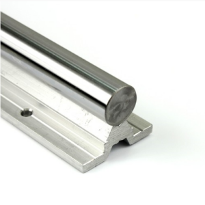 Supported Round Rail